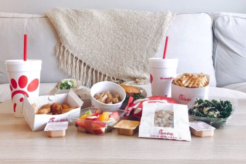 Healthy Options at Chick-Fil-A